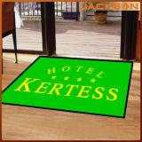 La mode a personnalisé le tapis avant en caoutchouc d'entrée d'hôtel de cinq étoiles