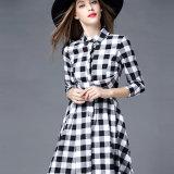 2015 spätestes neues Auslegung-Form-Frauen-Kleid