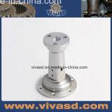 Peças personalizadas Peças de usinagem de precisão de titânio de aço inoxidável de aço inoxidável