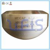 Encaixe de tubulação do tampão do aço 2205 inoxidável