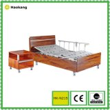 Electric Wooden Bed (HK-N216)를 위한 병원 Furniture