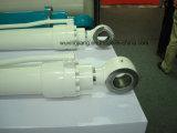 Fabricante del cilindro del petróleo hidráulico del proyecto