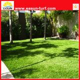 Ajardinar las mercancías artificiales del césped del ocio para el jardín y el patio trasero