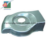Highquality su ordinazione Sheet Metal Fabrication Stamping con Zinc Plating (ZH-ASP-002)