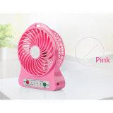 Ventilateur électrique portatif Emergency du meilleur cadeau mini avec le vent violent