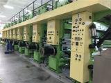 Impresora del fotograbado de los colores del motor 9 del segundero tres