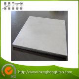 Feuille/plat titaniques épais de feuille de titane de la catégorie 5