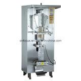 Máquina de enchimento plástica pequena automática da máquina de empacotamento do frasco para o suco