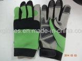 Mechaniker Handschuh-Anti-Scartch Handschuh-Sicherheit Handschuh-Arbeiten Handschuh-Anti-Schwingung Handschuh