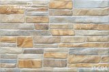 Decoration (333X500mm)のための磁器Rustic Yellow Grainte Exterior Wall Tile