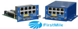 FTTH Ge Managed fibre optique Media Converter