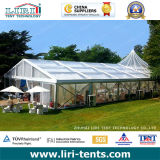 Transparent Roof CoverのWeddingのための高いPeak Party Tent