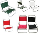 Preiswertes Highquality Outdoor Furniture Portable Beach Chair mit Cup Holder