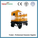 Groupe électrogène silencieux du moteur diesel 300kw de Shangchai