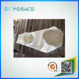O costume plissou o filtro de saco da poeira do rolo dos media de filtro da fibra de vidro