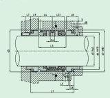Selo mecânico padrão para Pumpe (HUU803)