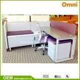 Jogo da tabela da mobília de escritório, escritório Desking