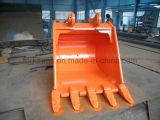 Pièces de machines de construction, position, pièces de bâti de position de pièce d'assemblage d'excavatrice