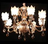 Phine moderne hängende Beleuchtung gebildet vom Kristallvorrichtungs-Lampen-Leuchter-Licht der dekoration-K9