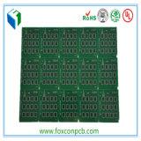2L бессвинцовое Hal 1.6mm, 5/5 Mil 1oz, доска PCB для электронного метра