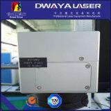 Máquina de la marca del laser de la fibra del metal/impresora laser del metal plástico de acrílico de madera para la venta