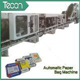 Alta velocidad Multiwall Bottom Pegado-Paper Bag Línea de Producción