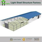 Дома контейнера панельного дома панели сандвича структура Prefab стальная