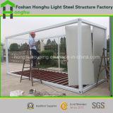 Neues Konstruktionsbüro-modulares Behälter-vorfabrizierthaus