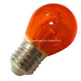 赤いカラーフィラメントLEDの電球LEDの球根