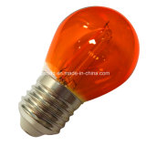 Filtro de cor vermelha Lâmpada LED Lâmpadas LED