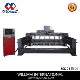 Multi-Spindl CNC-Fräser mit Drehmittellinie E (VCT-3512R-6H)