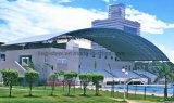 Bundel van het Dak van het Staal van het Ontwerp van lage Kosten het de Eenvoudige en Blad van het Dak van het Staal voor Natatorium