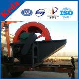 바퀴 물통 유형 실리카 모래 세탁기 가격