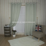 Strip moderno Pattern di Linen Touching Window Curtain Fabric