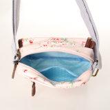 Wasserdichte Belüftung-Natur-saubere Art-Segeltuch-Handtaschen für Damen (99072-1)