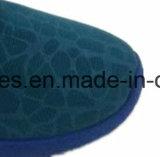 Usine de chaussures occasionnelle de sport de chaussures de toile d'injection d'enfants