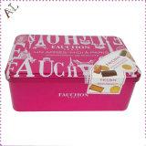 음식 급료 생철판 물자 케이크 상자