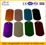 Kundenspezifische China-Lieferanten-Metallhundeplakette, weiche Decklack-Haustier-Namensmarke