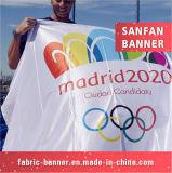 깃발을 광고하는 최신 판매 경쟁가격 스포츠