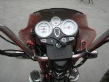 2015 motocicleta cerrada de la rueda del triciclo tres del cargo de la cabina