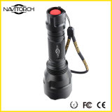 Черный факел 3 светлых режимов Handheld СИД воды упорный (NK-13)