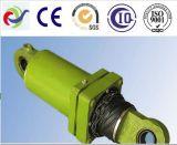 O aço de liga forjou o cilindro industrial do petróleo hidráulico