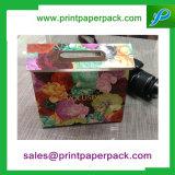 A forma anunciou sacos de compra do portador de papel
