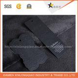 O preto quente feito sob encomenda Kraft da venda pendura o Tag para o vestuário