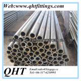 Tubo de acero inconsútil Titanium de la pared gruesa de ASTM B338 Gr1