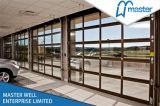 De aangepaste Deur van het Roestvrij staal van de Veiligheid van het Glas van het Glas van de Grootte Automatische Verrichting Gebogen Door/CE Goedgekeurde