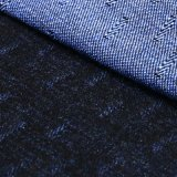 Tela de algodón viscosa del Spandex del poliester de la manera para los pantalones de los hombres
