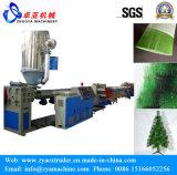 Filamento artificiale dell'ago del pino dell'albero di Natale della decorazione dell'animale domestico che fa macchina