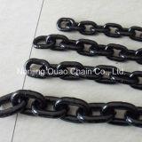 G80高品質の鋼鉄によって溶接されるGalvaniedの持ち上がる鎖