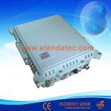 10watt 90dB WCDMA al aire libre 2100MHz  Amplificador de la señal del teléfono móvil del repetidor 3G